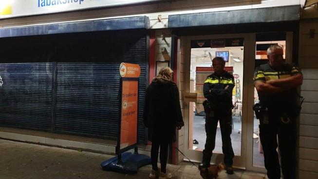 Gewonde van gewapende overval op videotheek Den Helder is 47-jarige klant