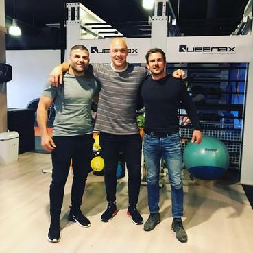 Failliete sportschool Ben Rietdijk in Velserbroek overgenomen door judoka Henk Grol en zakelijk partners