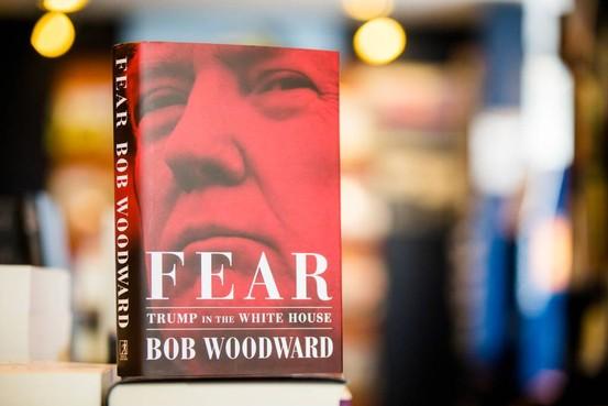 Boek Woodward over Trump niet aan te slepen