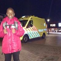 Mohamed (12) lokte de verwarde man en belde 112.