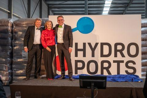 Helderse haven samen op weg als Hydroports: Europees knooppunt voor waterstof