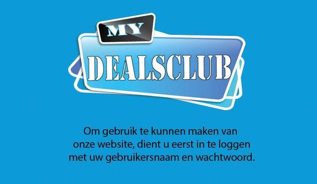 Afkoopsom voor My Dealsclub is niet rechtsgeldig
