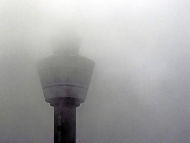 Steeds minder mist, behalve deze winter