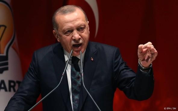 Erdogan noemt ontsnappen IS-leden nepnieuws