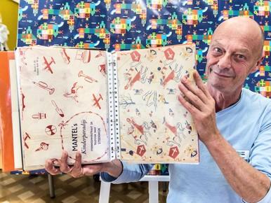 Nazaat Zaanse papiermaker maakt weer Honig-papier