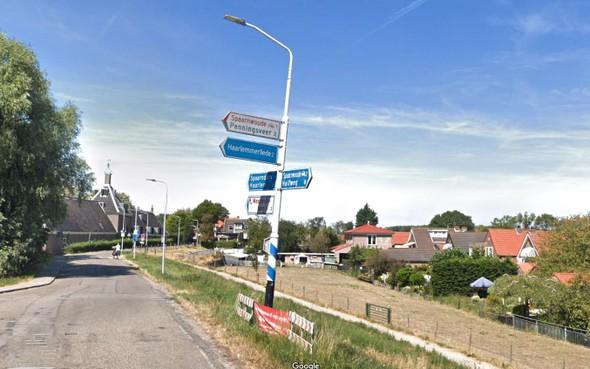 Tweespalt in Spaarndam-Oost over wens tot grenscorrectie