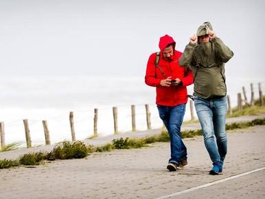 Windstoot van 141 kilometer in Vlissingen