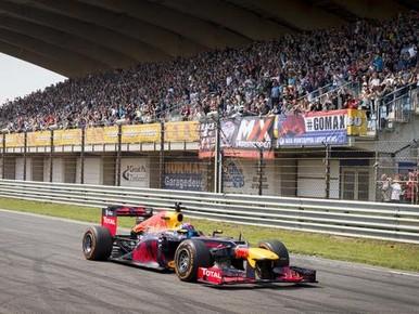 Zandvoort nummer 1 op Grand Prix wenskalender