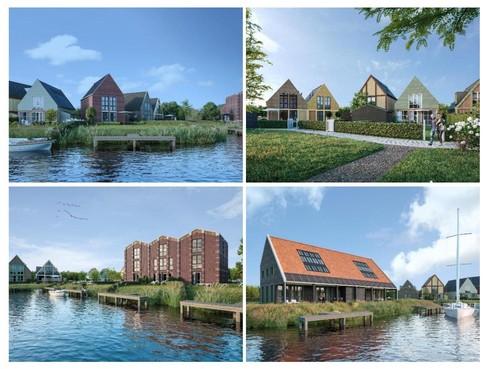 Verkoop woningen project Zaanse Oever start woensdag