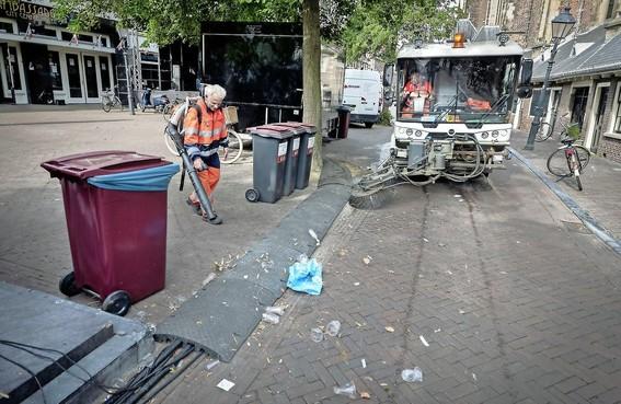 Eco-glazen geen optie bij Haarlem Jazz & More