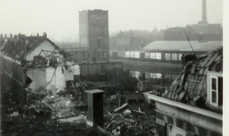 Nabestaanden over 'vergeten bombardementen' in Leiden 'nu waardig herdenken'