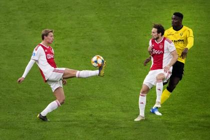 De Jong twijfelgeval bij Ajax