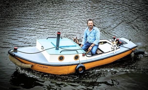 Dirk Beekvelt, havenmeester tijdens Victorie Sail: 'Een oud schip is 'a way of life'