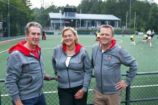Hockeyclub Houdt Braef Standt staat gedurende hele seizoen stil bij honderdjarig bestaan