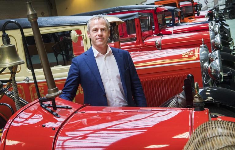 Troostrijk: andere liefhebbers gaan genieten van wereldberoemde Fords uit Hillegom [video]