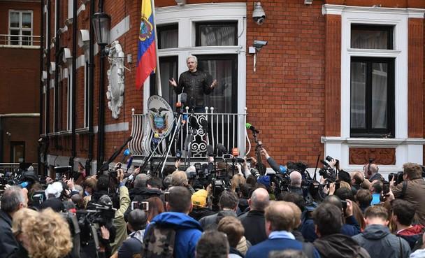'Britse belofte over Assange onvoldoende'