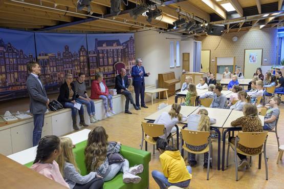 Kinderen in Oostzaan wensen speeltuinen en waterpretpark