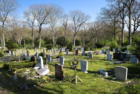 Islamitische begraafplaats in IJmuiden na ramadan in juni geopend
