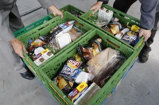 Weer meer mensen naar de Voedselbank Gooi en Omstreken: 'Werkloosheid onder zzp'ers neemt toe'