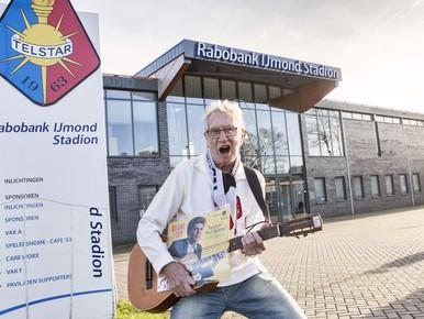 Bekende Nederlanders steunen Telstar: 'Die tent moet vol!' [video]