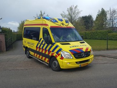 Commotie door melding over ambulance-inzet bij Dirk Scheringa