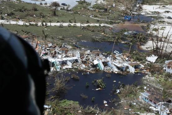 'Nog 2500 vermisten op Bahama's door Dorian'