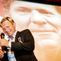Tv-maker Michiel van Erp
