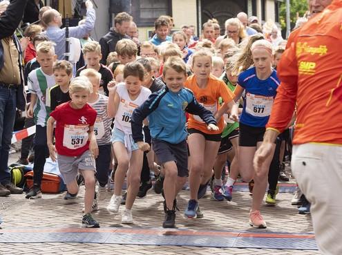 Duizenden euro's opgehaald bij Langedijker Run in Noord-Scharwoude voor goede doelen