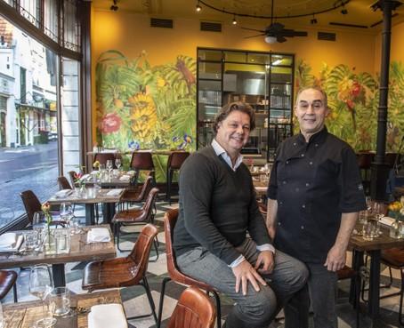 Haarlem veroveren met Indonesisch restaurant: 'Met Samabe hoop ik weer Bib Gourmand halen'