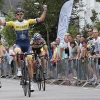 Roderik Egberink won vorig jaar in Baarn.