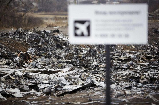 Mogelijk weer menselijke resten MH17-ramp