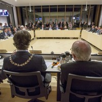 De gemeenteraad van Bloemendaal is niet eensgezind