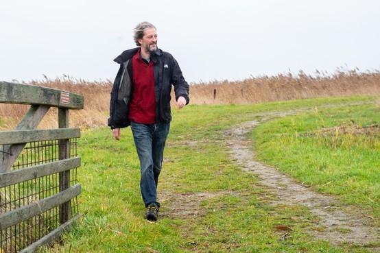 Tim Voors uit Broek in Waterland loopt 4300 kilometer en schrijft boek over zijn avontuur