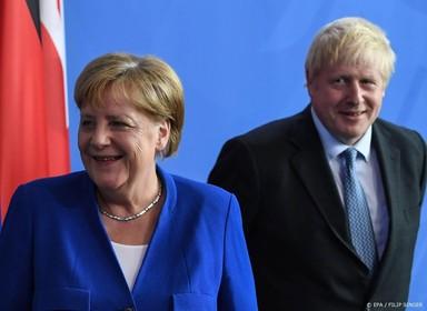 Merkel: oplossing Ierse backstop mogelijk