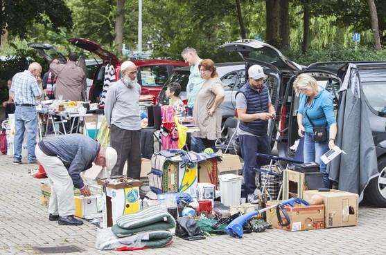 Duizend euro leges voor kofferbakmarkt Nieuw-Vennep is te veel