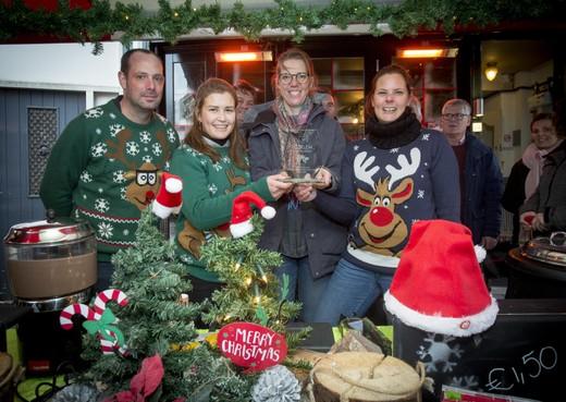 'Eenvoud kenmerkt de Haarlemse kerstman'