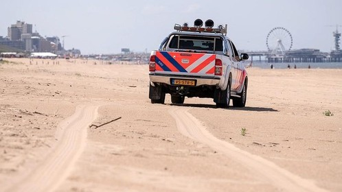 Lichaamsdelen op stranden Katwijk en Wassenaar zijn van Dennis Abbas (42)