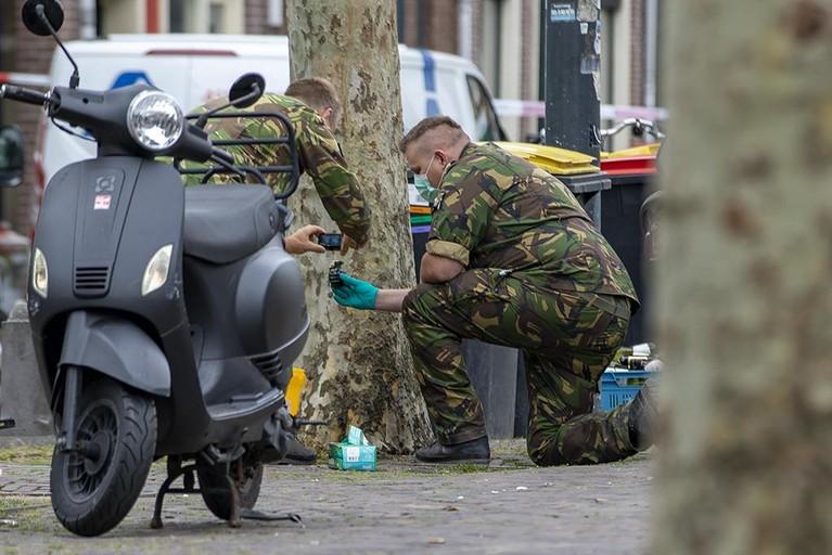 Handgranaat gevonden op Botermarkt Haarlem [update]