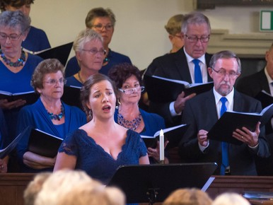 Van gepassioneerde opera tot moderne musicalgeluiden