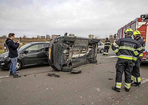In Haarlem vorig jaar bijna 1000 ongevallen in verkeer
