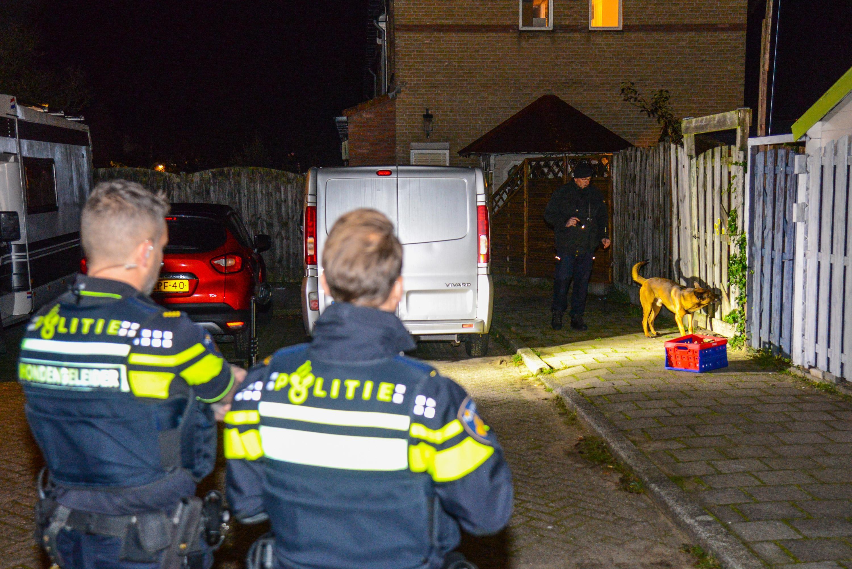 Mist rond schoten op schutting: achtergrond schietincident bij Toortshof in Heemskerk nog onduidelijk, politie - Noordhollands Dagblad