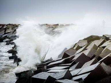 Code geel voor windstoten in noordwesten