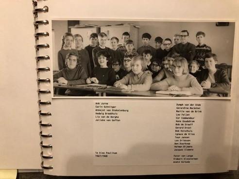 Zoektocht naar laatste ontbrekende klasgenoot gymnasium Paulinum Driehuis