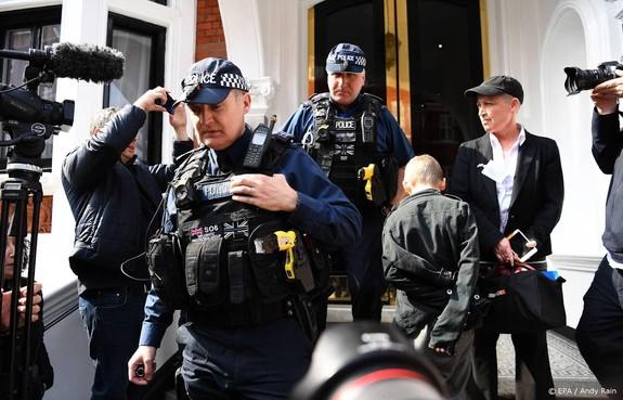 Extra aanklachten VS tegen Julian Assange