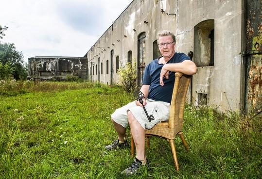 Nieuw plan voor Fort benoorden Spaarndam met museum en recreatiewoningen