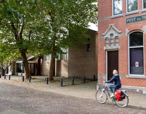 Vier appartementen in leegstaande kerk Broek op Langedijk