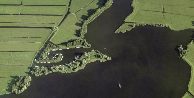Kaag en Braassem positief over aanlegplaatsen Aderpoldereiland