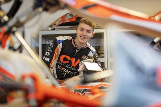 Jordy Westerlaken (Den Burg) als Nederlands kampioen karten naar WK: 'Vanaf de finale is alles bonus'