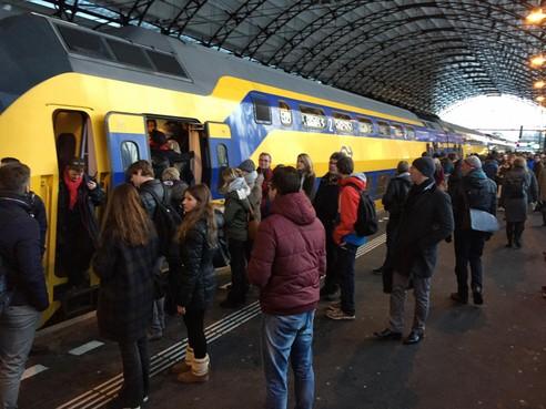 Rover boos over werkzaamheden tussen Haarlem en Leiden: vrijdag opeens geen intercity's