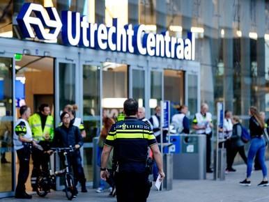 Weinig hinder voor reizigers bij politieactie